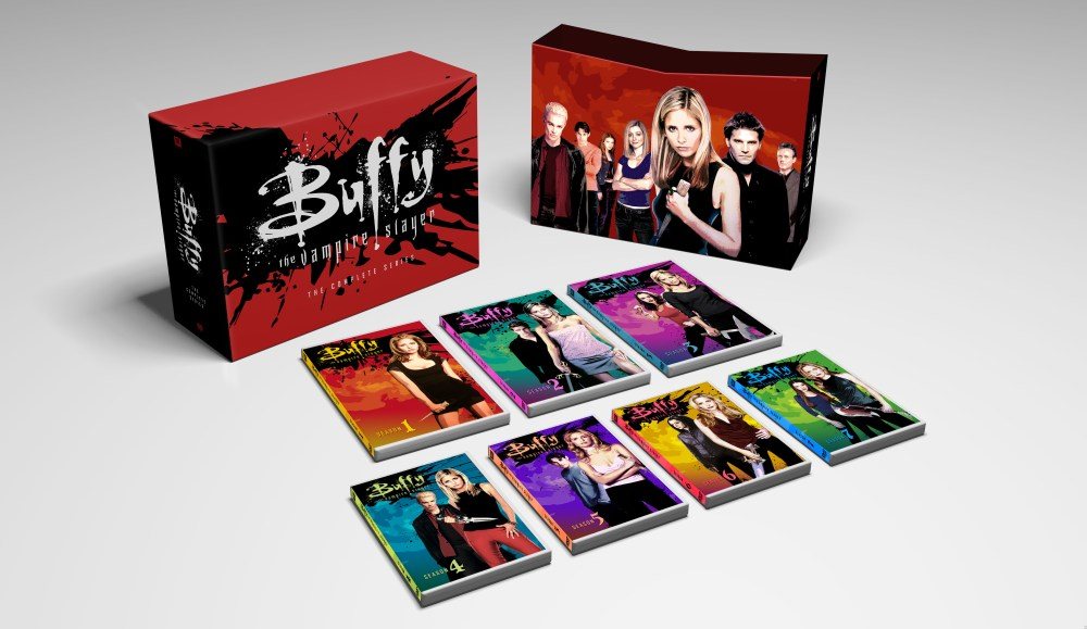 Buffy The Vampire Slayer The Complete Series 20th