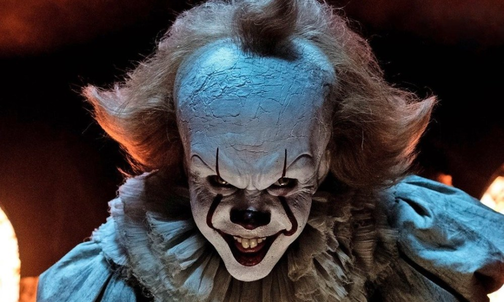 High Res Full Version Of New Pennywise Image Is The Best Desktop