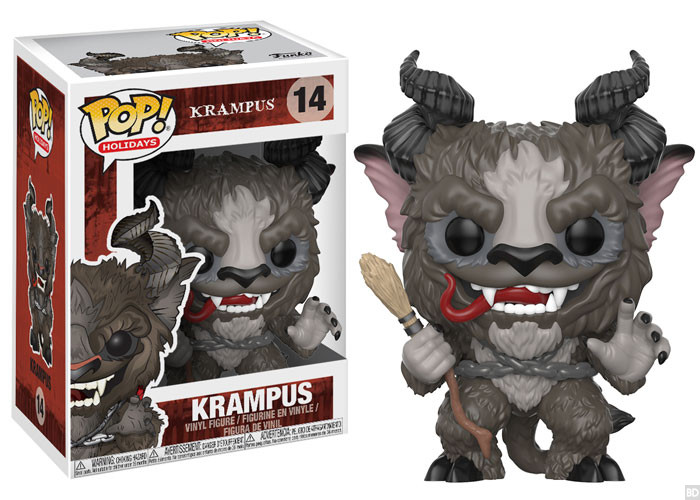 Krampus Is Joining The Pop Vinyl Collection With 5