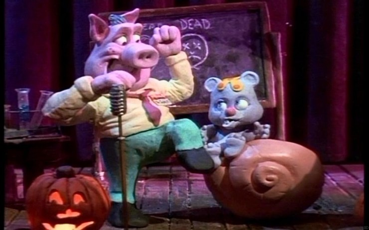 Claymations Comedy of Horrors Show