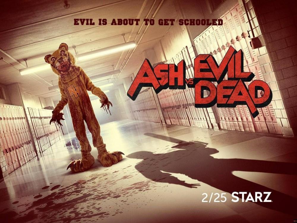 Ash Vs Evil Dead Staffel 2 Folge 9