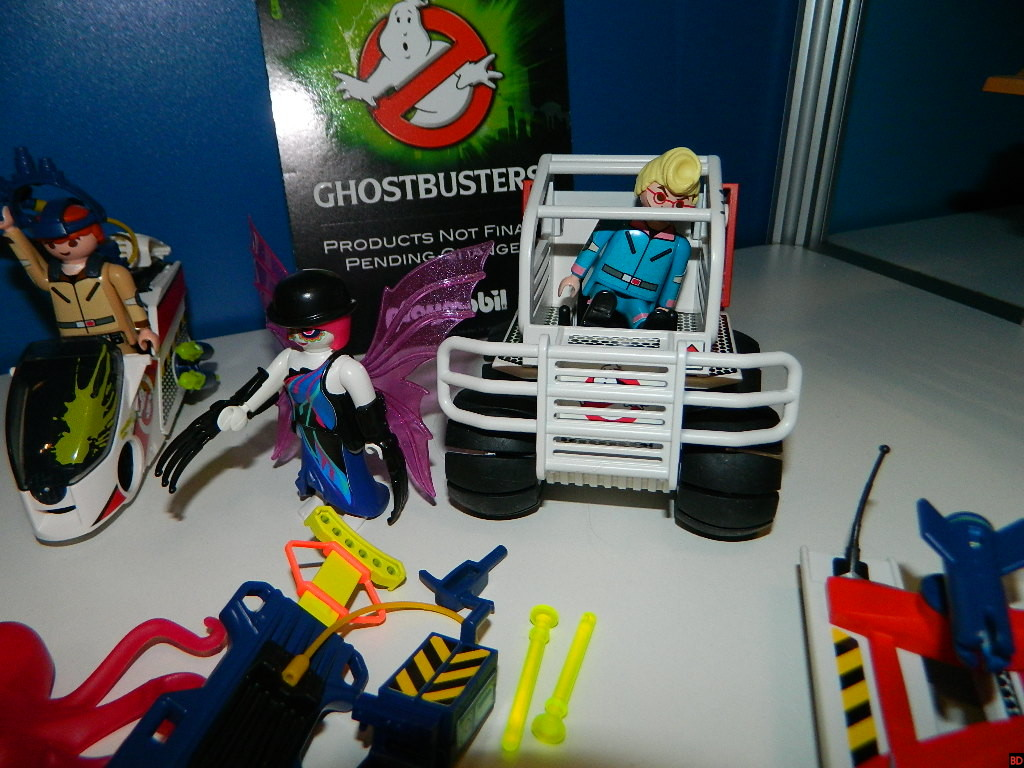 Quot Real Ghostbusters Quot And Ghostbusters 2 Toys Coming From