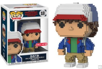 Quot Stranger Things Quot Characters Get 8 Bit Style Funko Pop