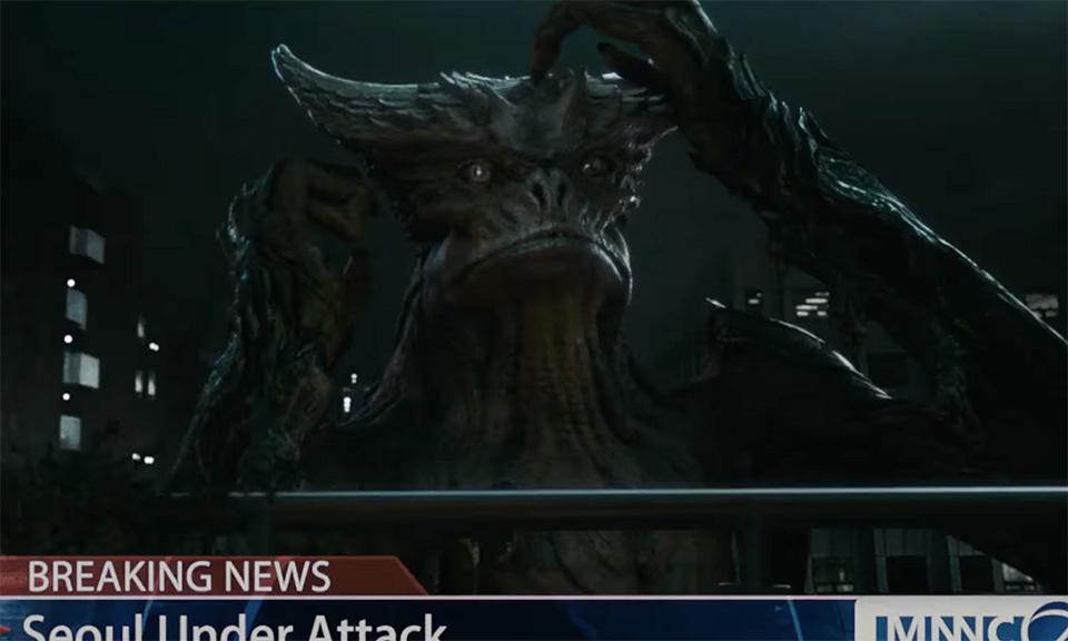 Colossal Kaiju