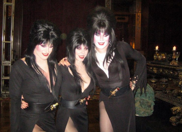 Search for the Next Elvira