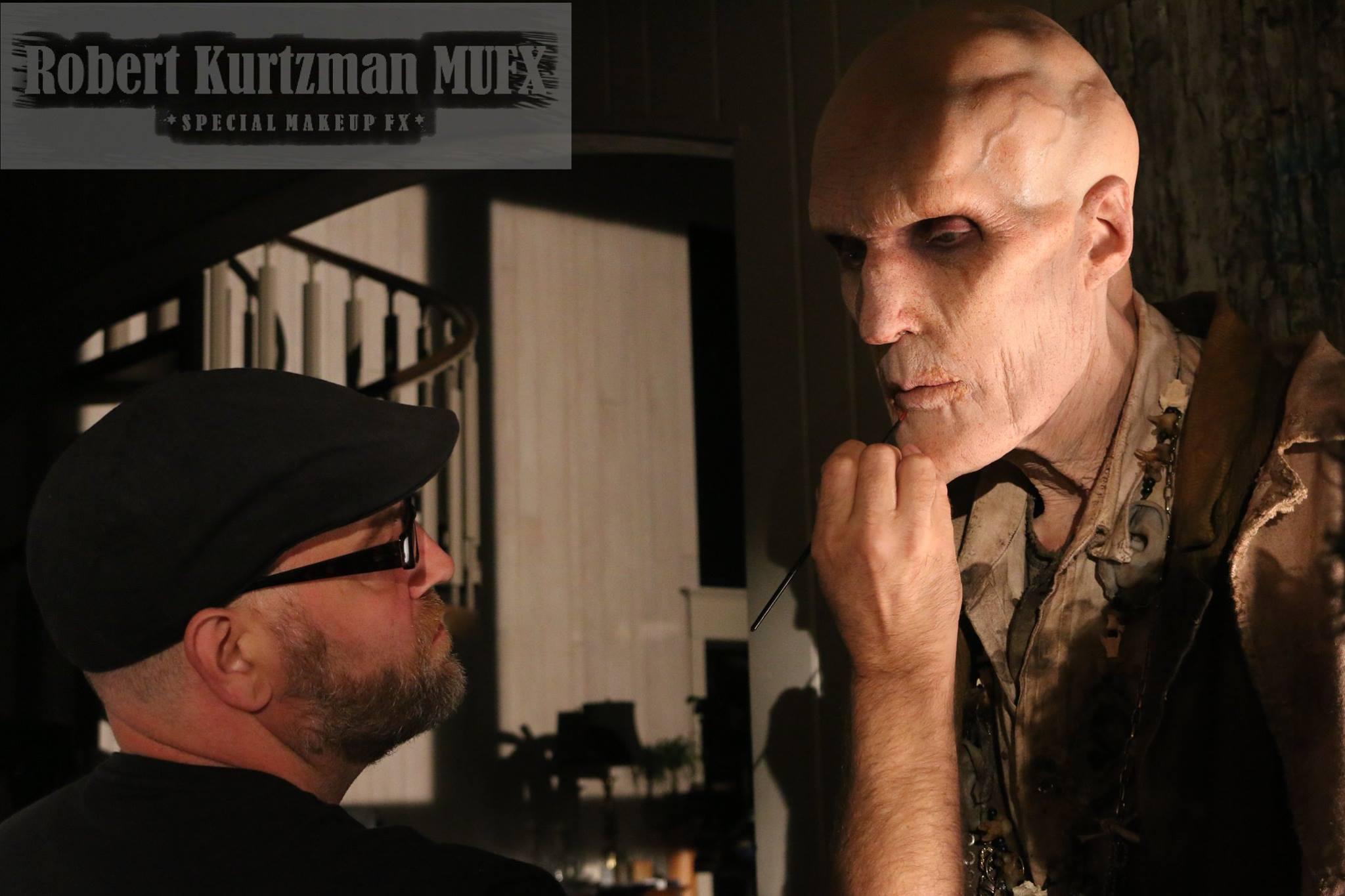 Gerald S Game Makeup Artist Shares Behind The Scenes Moonlight Man Makeup Pics Bloody Disgusting