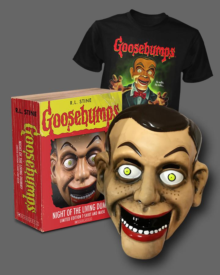 Fright Rags' New 'Goosebumps' Collection Takes You Back to