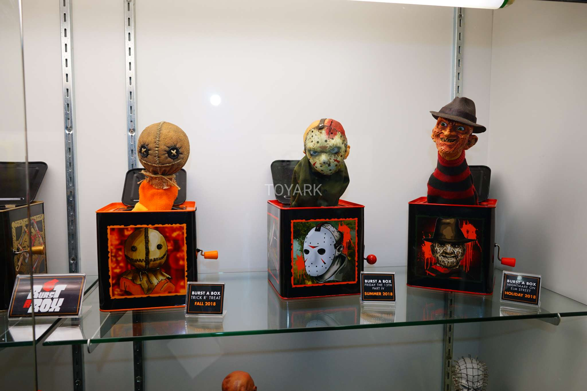 More Mezco Toy Fair Reveals Include Jack In The Boxes And