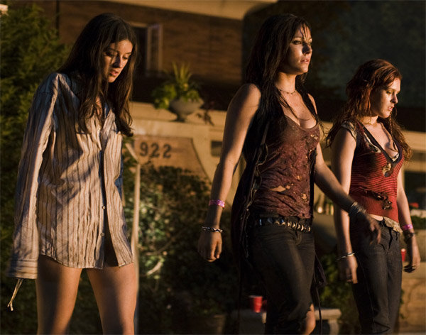 Briana Evigan, Rumer Willis, Sorority Row