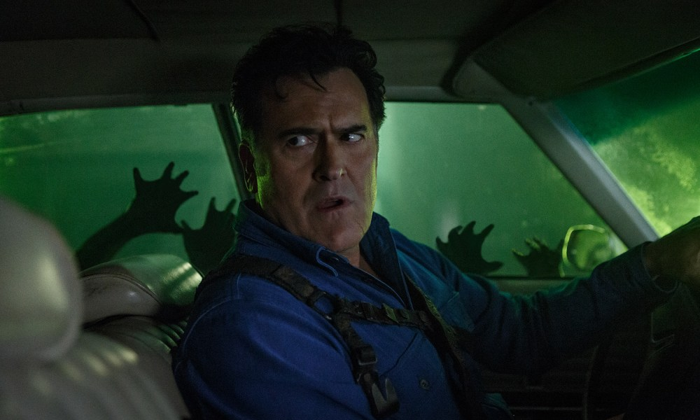 """Ash vs. Evil Dead"" Sneak Sets the Stage for Grand Finale - Bloody Disgusting"