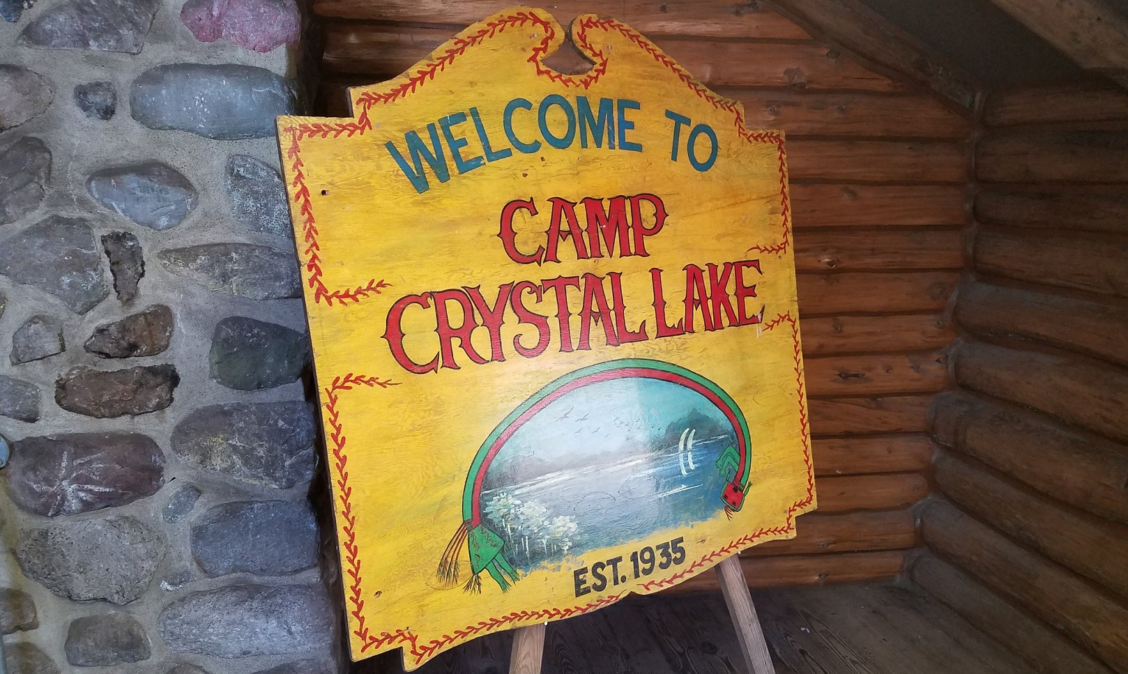 We Spent Friday The 13th At The Real Camp Crystal Lake In New Jersey Bloody Disgusting