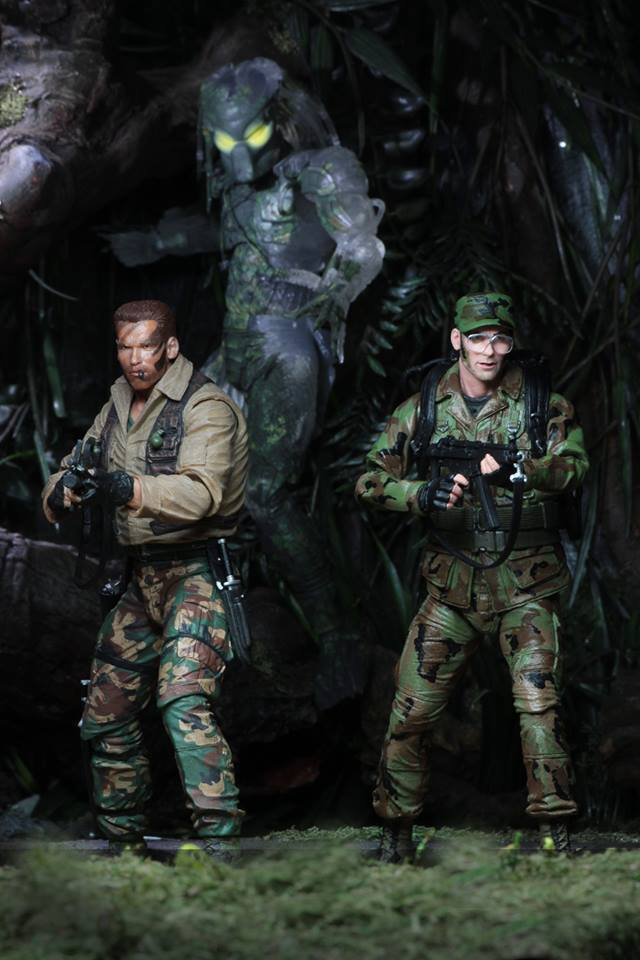 Neca Has Turned Shane Black S Predator Character Into An