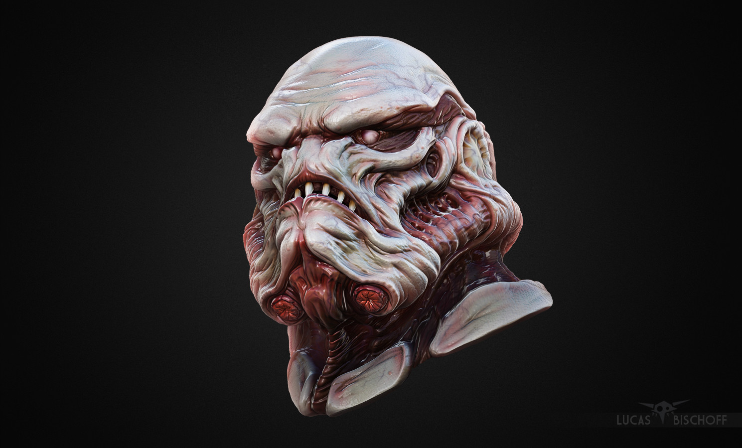 Artist Reimagines Star Wars Character Helmets As Hideous