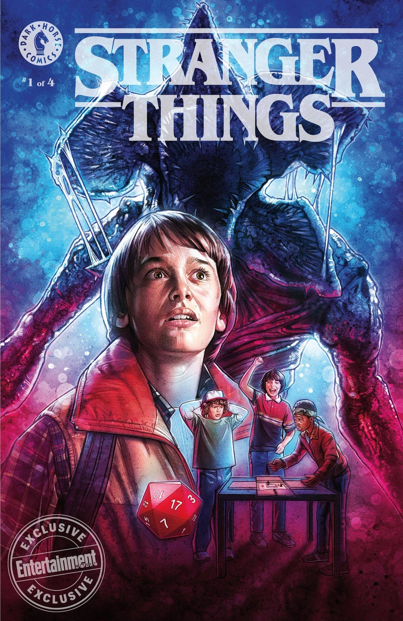 Dark Horse S Quot Stranger Things Quot Comic Book Series Will