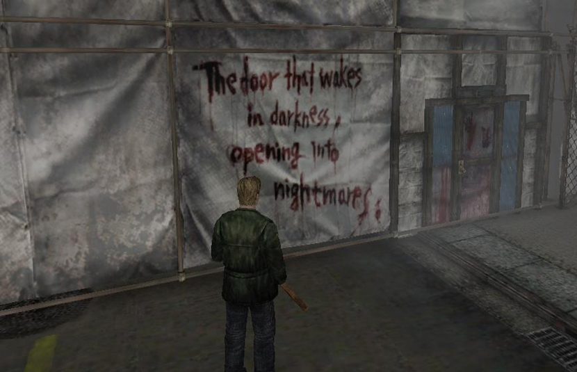 Two Silent Hill 2 Secrets Discovered After 17 Years Bloody