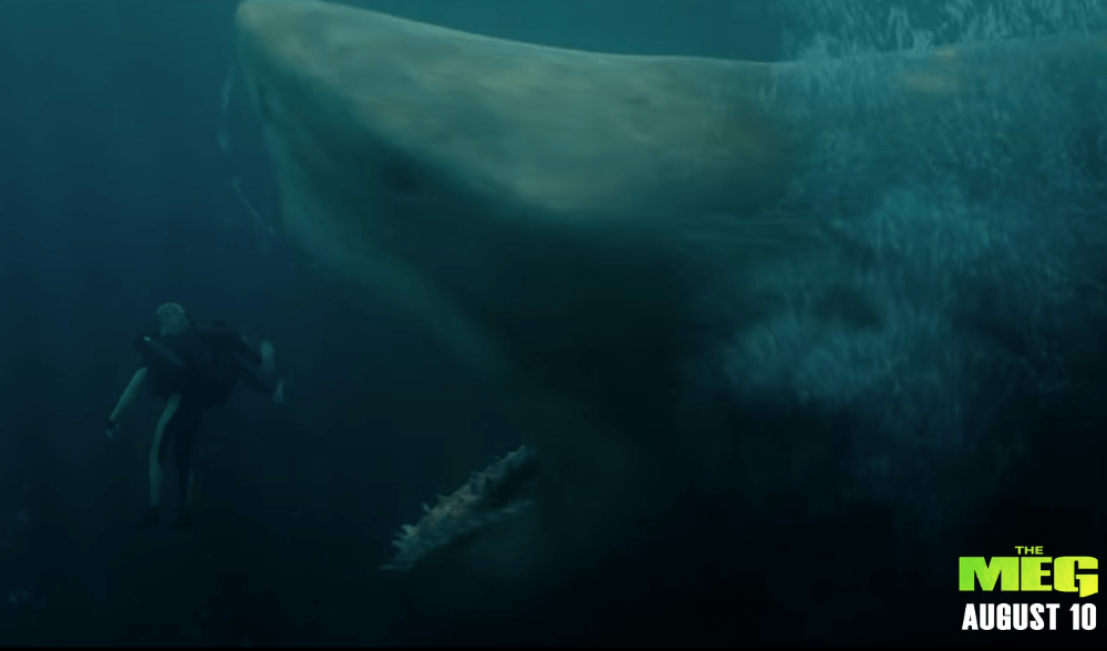 A Whole Lot Of People Get Eaten In Two New The Meg Tv