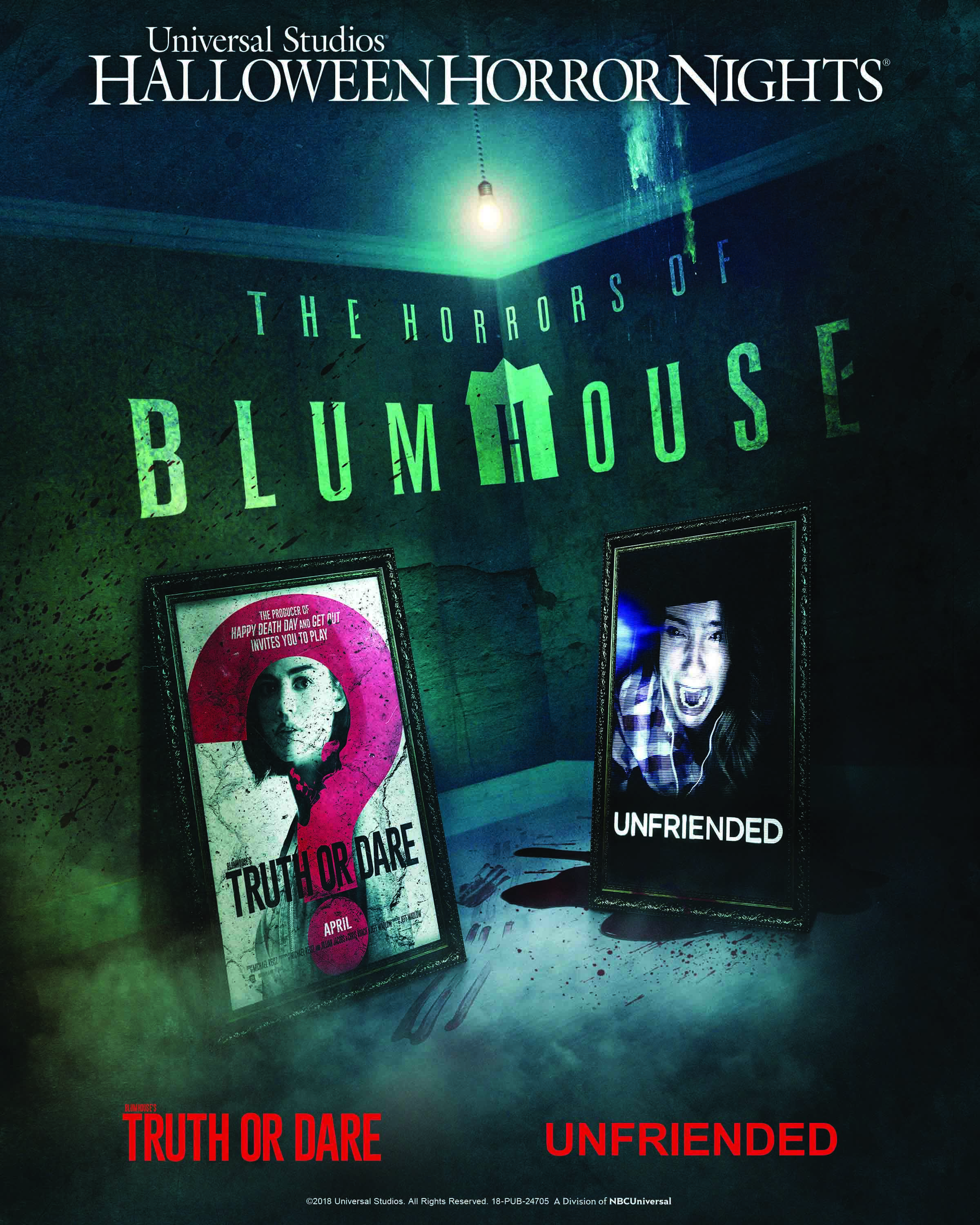 Universal's Horror Nights Brings the Horrors of Blumhouse Back with