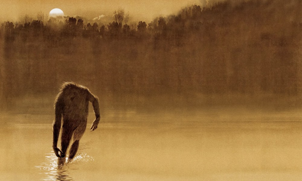 Bigfoot Horror Film The Legend Of Boggy Creek Being