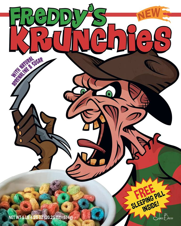 New Cereal Killers Volume 2 Coffee Table Book Combines