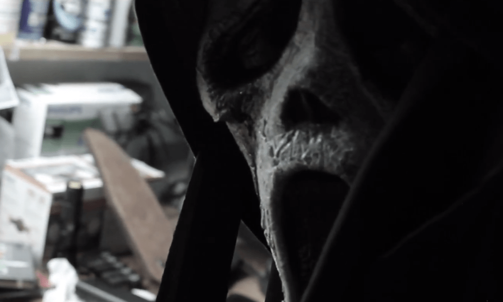 Trailer Teases Scream Fan Film Ghostface Coming Later