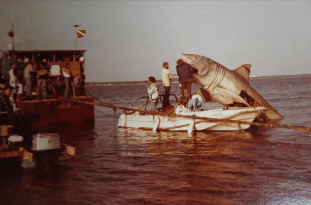 Nearly 200 Never Before Seen 'Jaws 2' Behind the Scenes