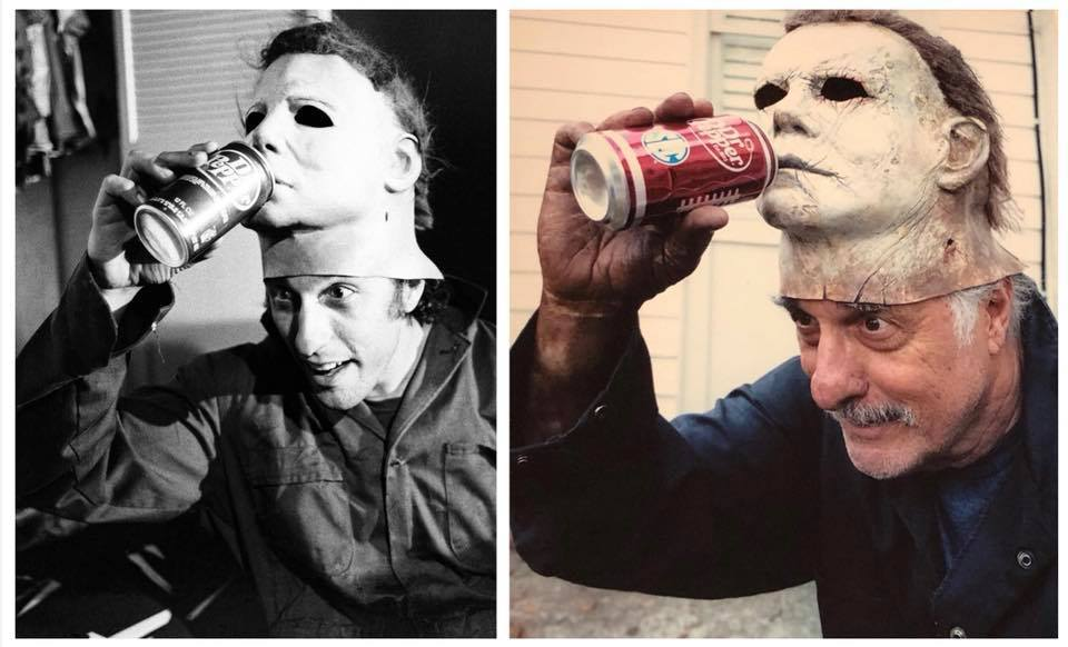 How Come Nick Castle Never Walks In Halloween 2020 Nick Castle Tells Us Where You Can Spot Him as Michael Myers in