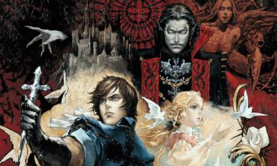 castlevania requiem review header