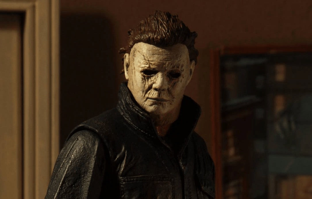Here S A Full Image Gallery For Neca S Halloween 2018 Michael Myers Action Figure Bloody Disgusting