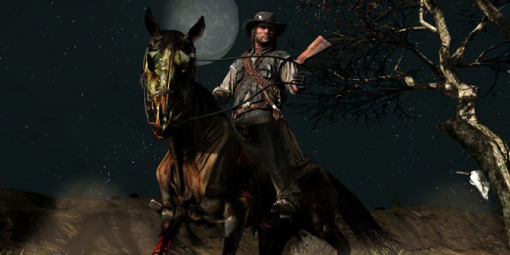 Where Is The Chupacabra In Red Dead Redemption Undead Nightmare: Dreaming Of Another Undead Nightmare For 'Red Dead
