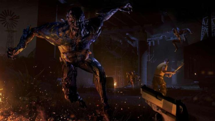best ps4 horror games dying light