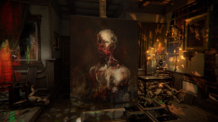 best ps4 horror games layers of fear