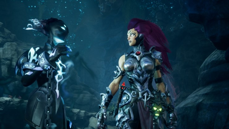 darksiders 3 review fury