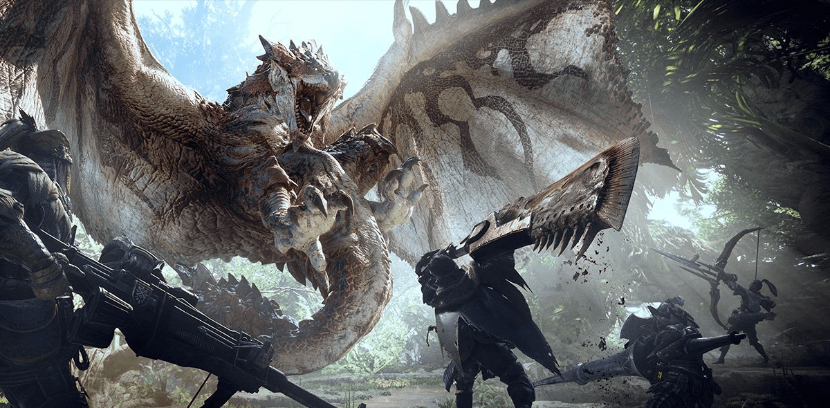 Monster Hunter Movie Will Feature The Best Monsters From The Games And Yes A Kitty Sidekick Bloody Disgusting