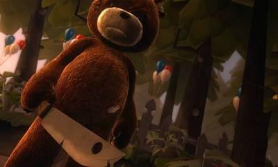 naughty bear retrospective