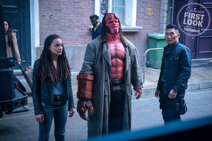 Eerste Hellboy 2019 trailer met David Harbour