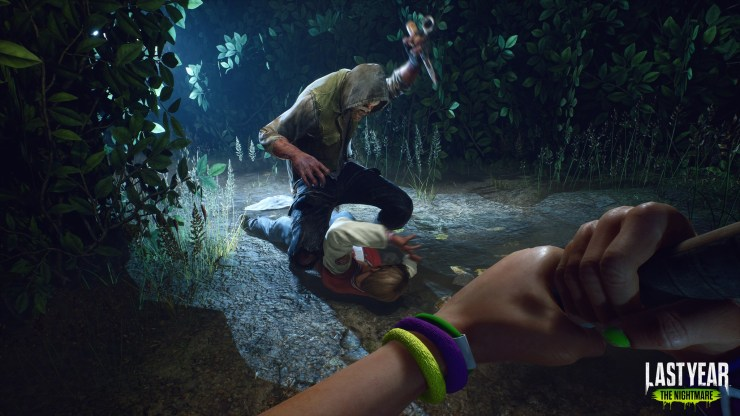 Review] Asymmetric Multiplayer Horror 'Last Year: The