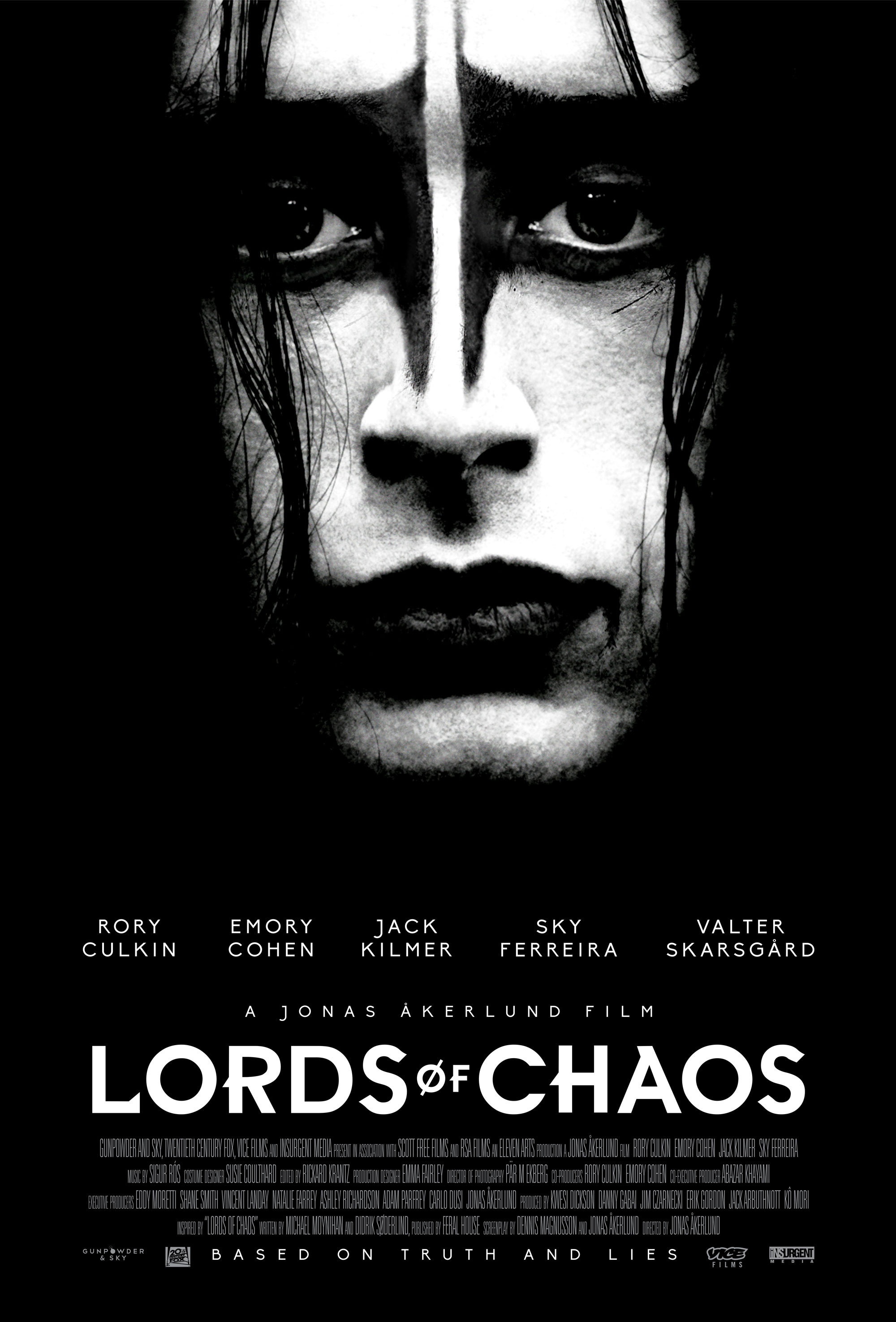 Lords of Chaos' Turns from Music to Murder [Trailer] - Bloody Disgusting