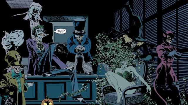 Batman: The Long Halloween': Two-Part Animated Movie Coming in ...