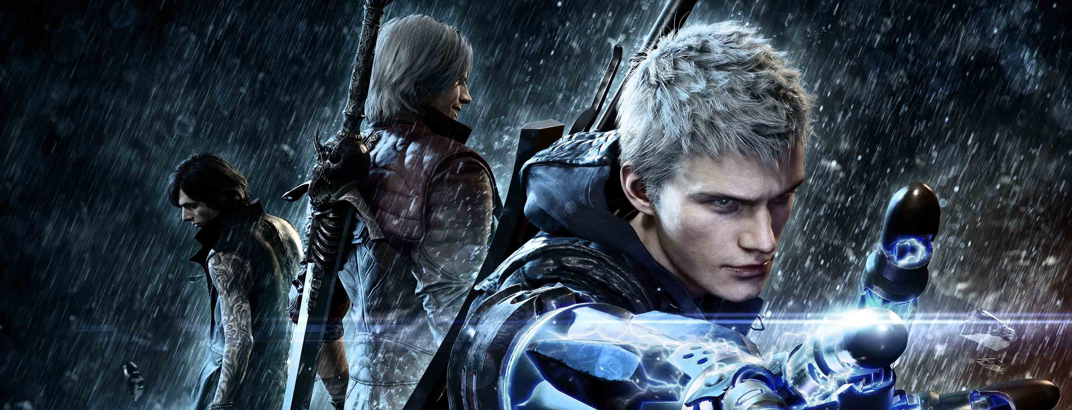 Devil May Cry 5 Wallpaper: Massive 5-Disc Soundtrack For 'Devil May Cry 5' Hits March
