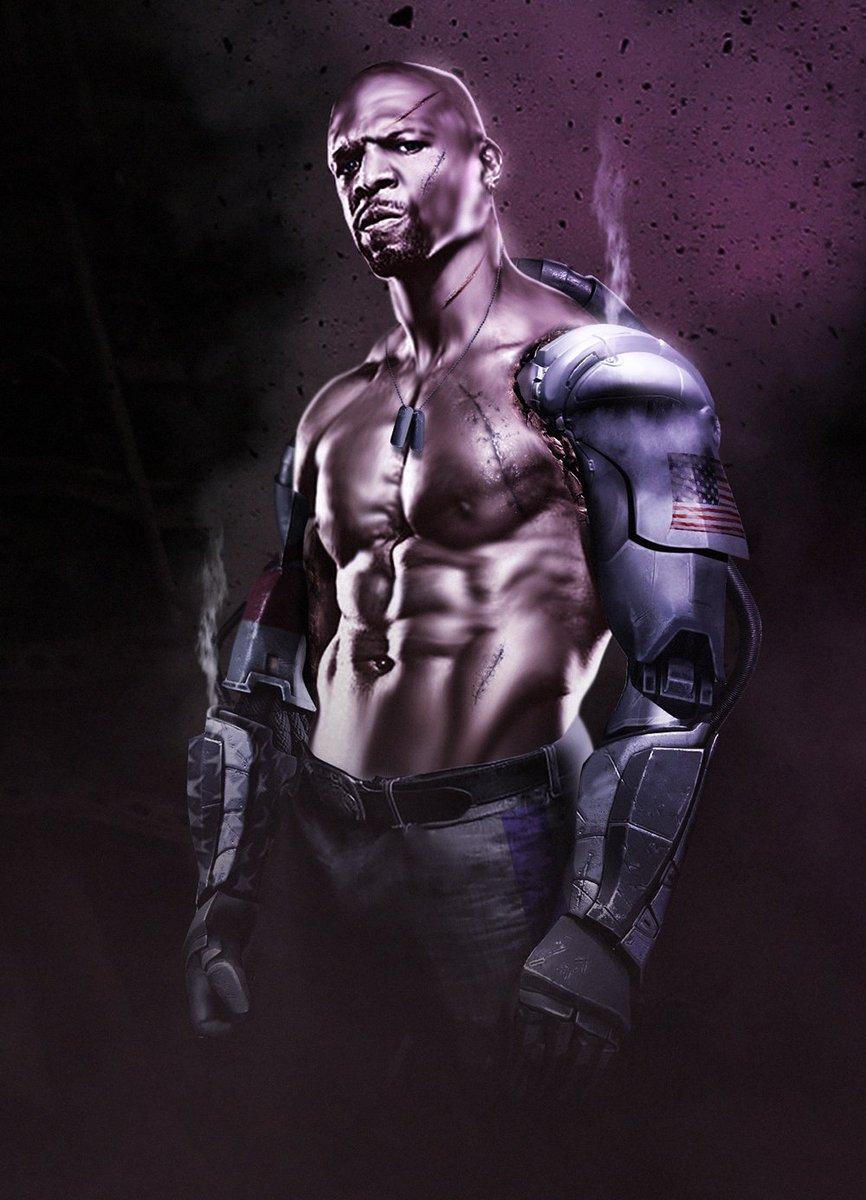 Kickass Art Series From Bosslogic Fan Casts A New Mortal Kombat Movie - Bloody -6737