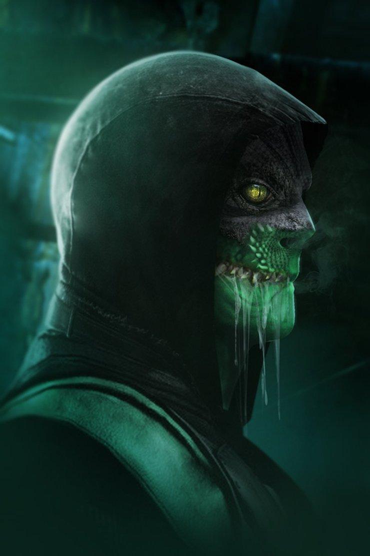 Kickass Art Series From Bosslogic Fan Casts A New Mortal Kombat Movie - Bloody -8290