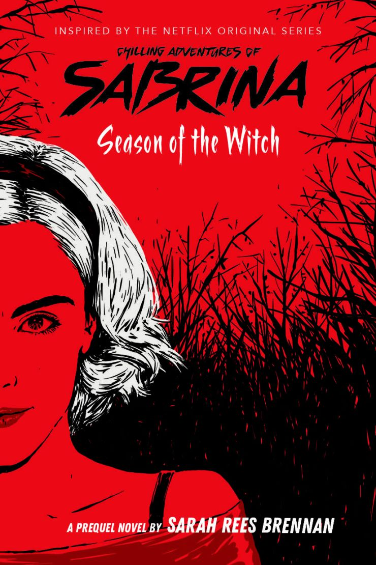 "Cover Art Revealed for ""Chilling Adventures of Sabrina"