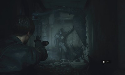 Another 'Resident Evil 2' Camera Mod Puts You Face First in the