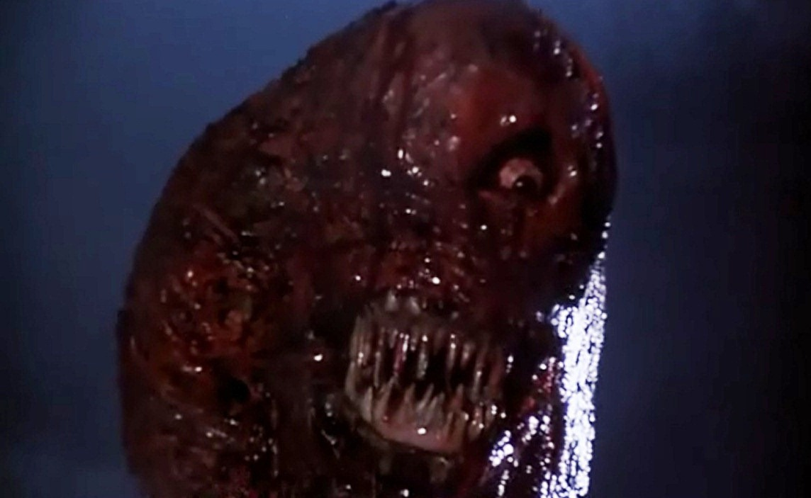[It Came From the '80s] Toxic Waste Mutant Schlock Monster 'The Being' - Bloody Disgusting