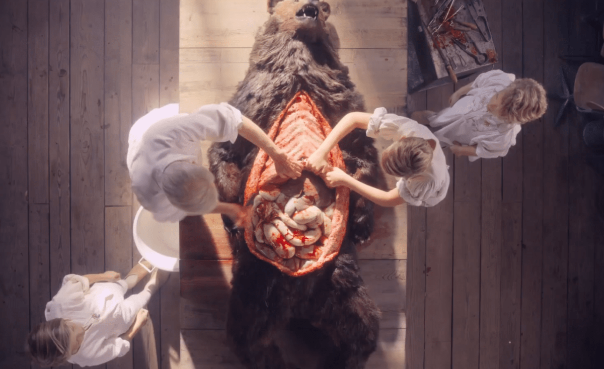 [Spoilers] The Surprising Influence of 'The Texas Chain Saw Massacre' on 'Midsommar' - Bloody Disgusting