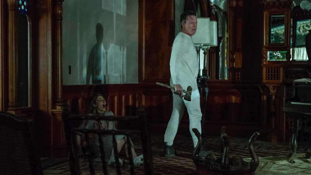 Robert Patrick Acts On His Urge to Kill in the Trailer for 'Tone-Deaf' - Bloody Disgusting