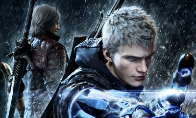 devil may cry 5 review header