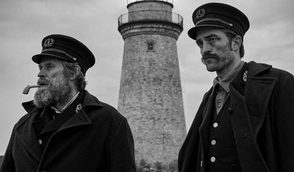 A24's Poster for 'The Lighthouse' is the Perfect Companion to Their Poster for 'The Witch' - Bloody Disgusting