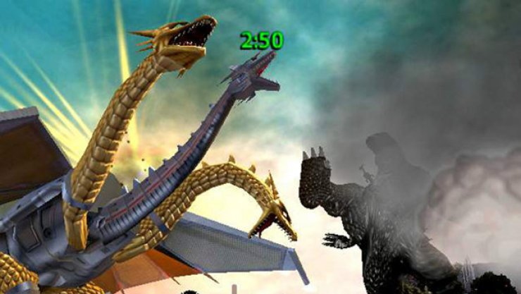 best godzilla games godzilla save the earth