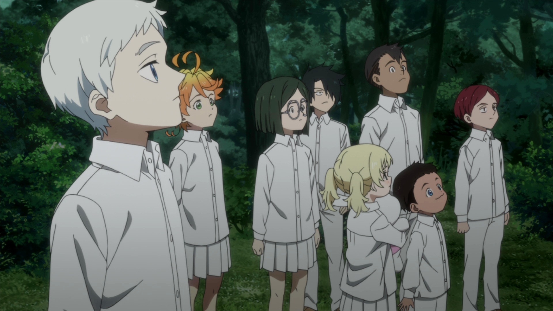Anime Horrors The Promised Neverland Is A Great Work Of